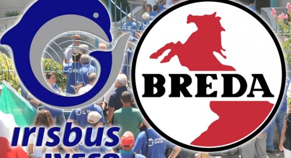 News sulla vicenda Bredamenarini – Irisbus