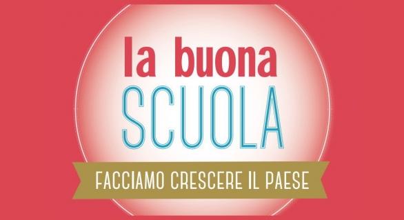 """La """"Buona Scuola"""""""
