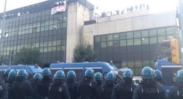 Sgombero ex-Telecom Bologna la risposta del Governo