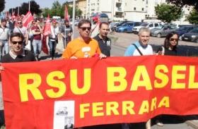 Interpellanza urgente sul licenziamento delegato Basell Ferrara