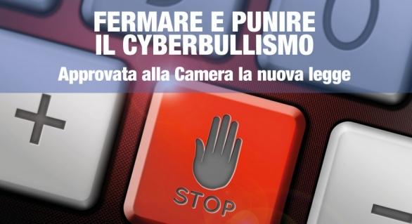 Contro il Cyberbullismo
