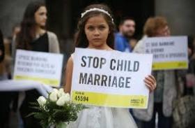 Interrogazione: Matrimoni precoci, contrastare la diffusione di questo fenomeno