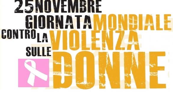 25 Novembre 2017 Giornata contro la violenza sulle donne